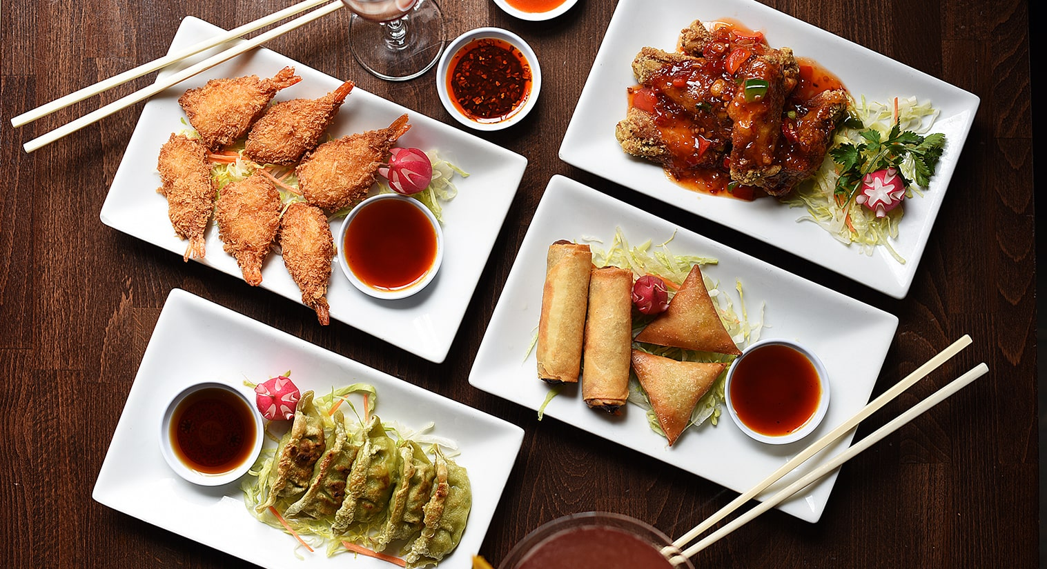 5 Reasons why Chinese food is great for business lunches