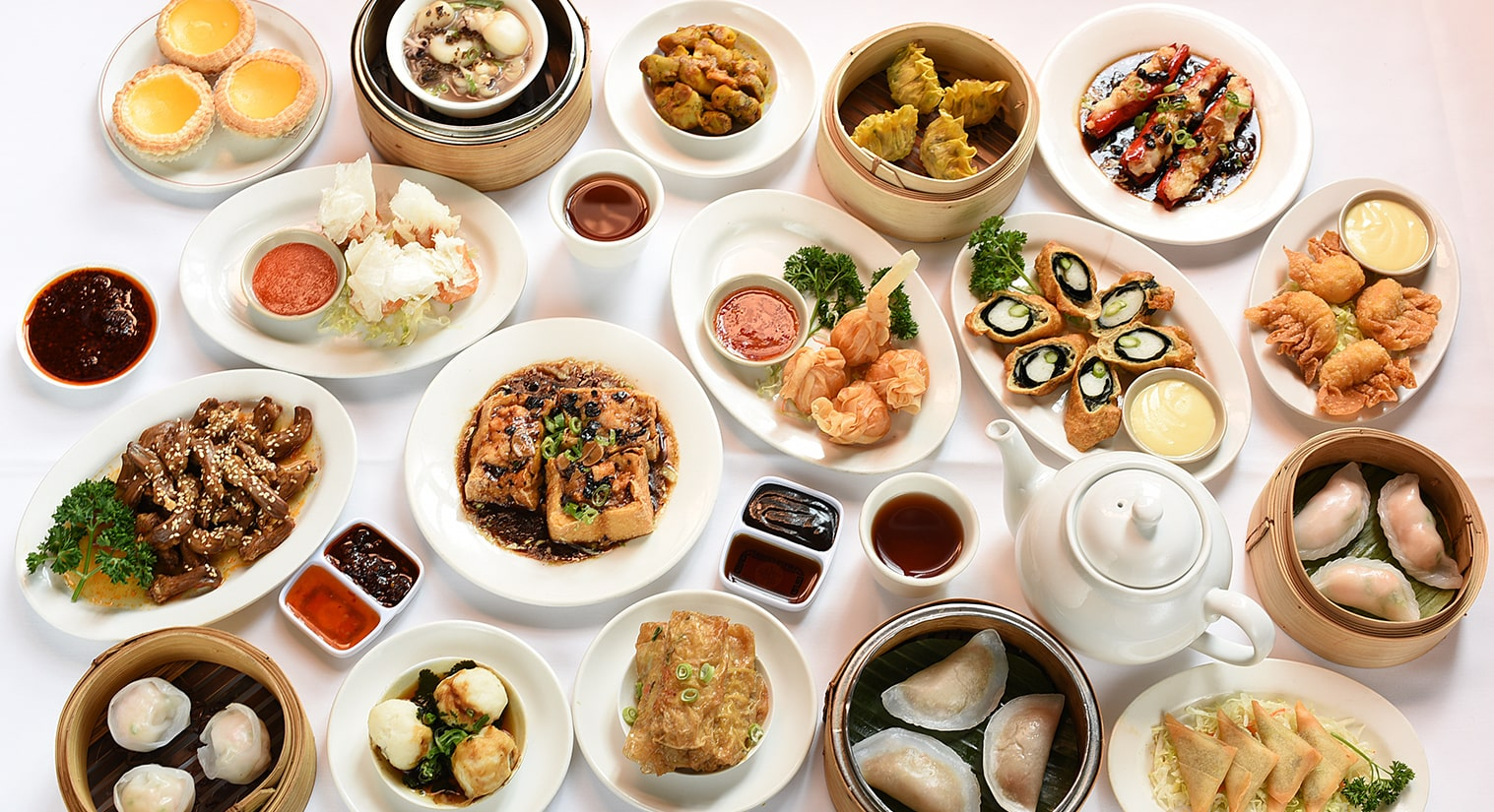 A brief history of Dim Sum