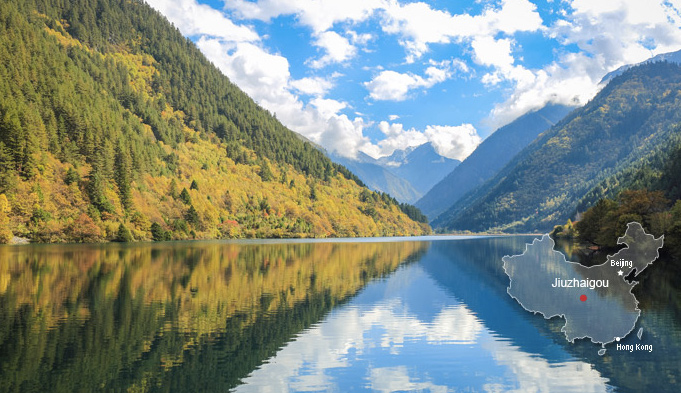 Jiuzhaigou – Colourful alpine lakes