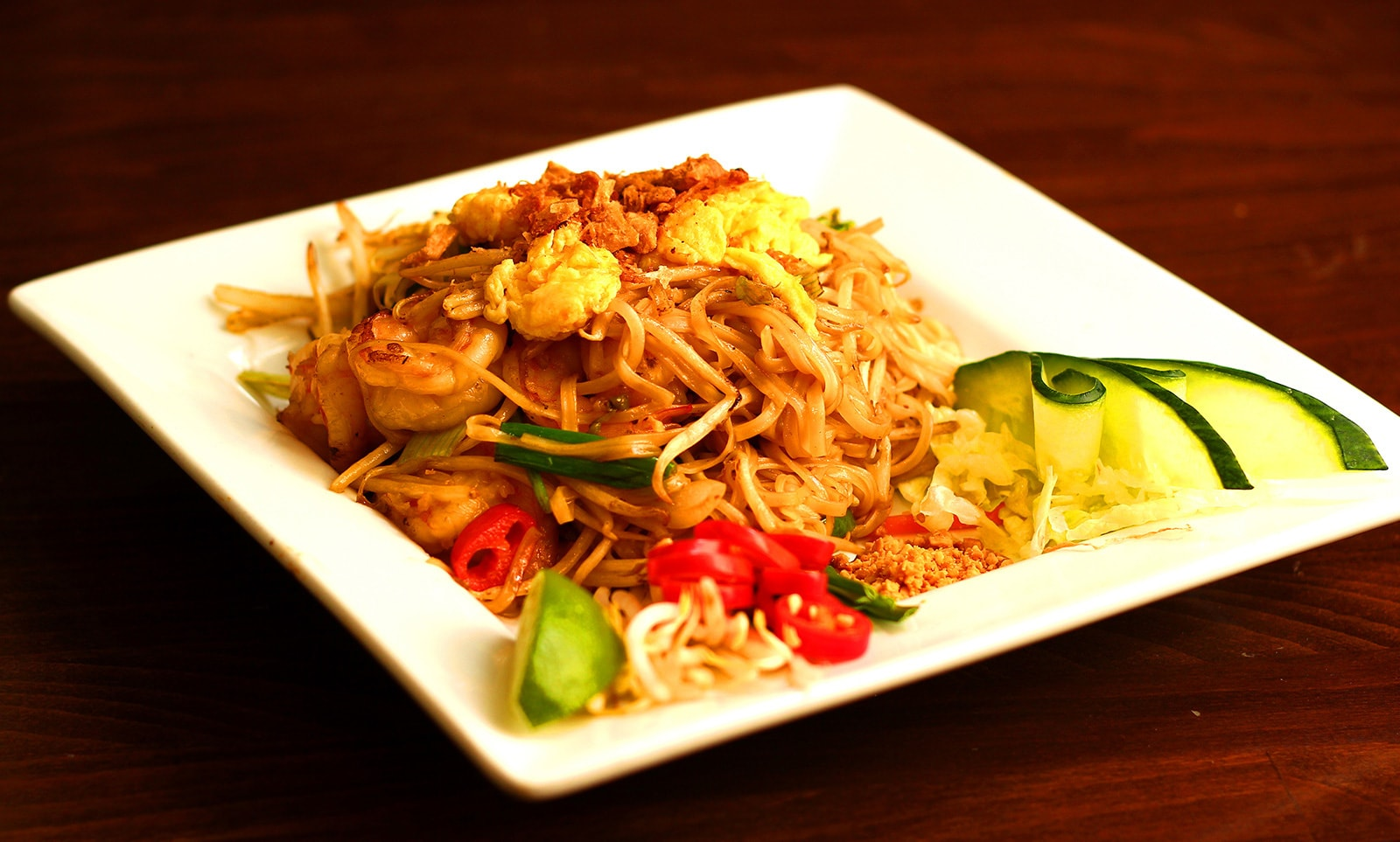 King Prawn Pad Thai