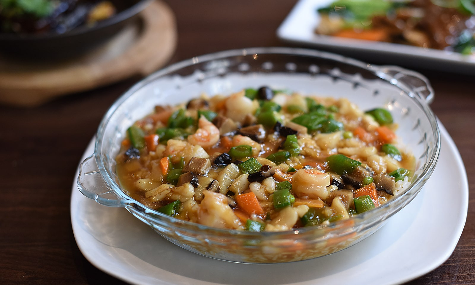 Fujian Fried Rice